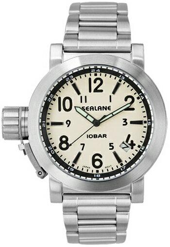 シーレーン 腕時計 SEALANE SE43-MWH