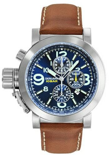 シーレーン 腕時計 SEALANE SE44-LBL