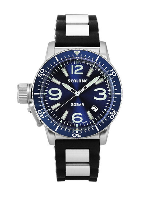 シーレーン 腕時計 SEALANE SE57-PBL