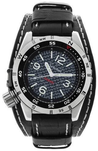 シーレーン 腕時計 SEALANE SE39-LBK