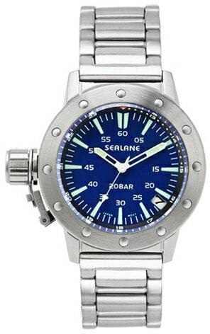 シーレーン 腕時計 SEALANE SE42-MBL