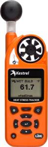 熱ストレス・トラッカー/熱ストレス計、暑さ指数計、WBGT計風速計、温度計、湿度計湿球黒球温度計、熱中症計ケストレル5400(Kestrel5400)