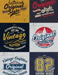 【カットクロス】Vintage_Baseball_カットクロス福袋(ヴィンテージベースボール)