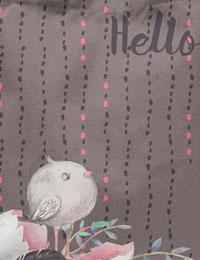 【コットン】I_love_Mouse(16種類イラスト)VH-DTPオックスフォードカットクロス