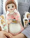 """◇こどもの日特集◆SALE!特別価格◇【コットン】Girlhood """"少女時代"""" おしゃまなガールズ(5Type)"""
