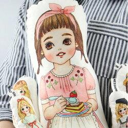"""【コットン】Girlhood_""""少女時代""""_おしゃまなガールズ(5Type)"""
