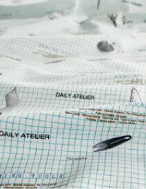 【生地 布 パターンデザイン】【カバー類やカーテンに!】【コットン】ソーイングイラストパターン【 商用利用可 】