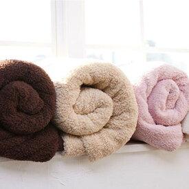 【ファー生地】両面シープボア/Baby sheep Light Soft Fur ver.2(5カラー) 【 商用利用可 】