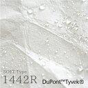【DuPont(TM)Tyvek(R)ソフトタイプ】 1442Rホワイト (デュポン(TM)タイベック® )