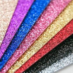 大きなラメグリッターフェルト(Glitter_Felt_Large_particles)/フェルト