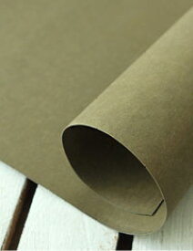 【紙の生地】グリーン ペーパーファブリック洗えます 【 商用利用可 】