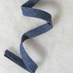 【バイアステープ】デニム1cmバイアステープ