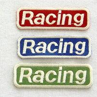 Racingワッペン