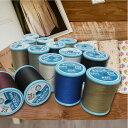 【糸】BASIC シャッペスパン/普通地用ミシン糸/60番手/200m/FUJIX フジックス 【 商用利用可 】【 あす楽 】