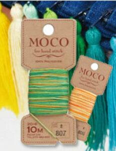 【糸】FUJIX フジックス・手縫いステッチ糸MOCOグラデーション・モコカラー20色) 【 商用利用可 】