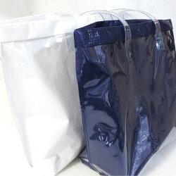 【お買い得キット】クリアポケットトートバッグKit(レシピ付)
