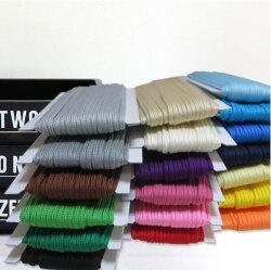【アクリル紐】ポイントヤーン/洋裁・裁縫・クラフト品手芸用ひも20種類