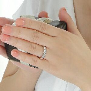 pt9501.0ctダイヤモンドふちありエタニティリング無色透明