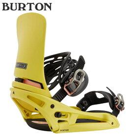 [特典アリ][対象商品とSETでお得][日本正規品]スノーボード ビンディング バートン カーテル X EST 2021 BURTON CARTEL X EST Yellow バインディング スノボー 20-21 男性 メンズ ▼[その他]