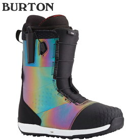 [特典アリ][対象商品とSETでお得][日本正規品]スノーボード ブーツ バートン アイオン ボア 2021 BURTON ION BOA Holographic スノボー 20-21 男性 メンズ ▼[その他]