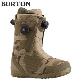 [特典アリ][対象商品とSETでお得][日本正規品]スノーボード ブーツ バートン スワス ボア 2021 BURTON SWATH BOA Barren Camo スノボー 20-21 男性 メンズ ▼[その他]
