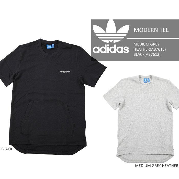 [あす楽]adidas MODERN TEE アディダス モダンT フィッシュテイル Tシャツ オリジナル AB7615 AB7612[ネコポス/送料割引]