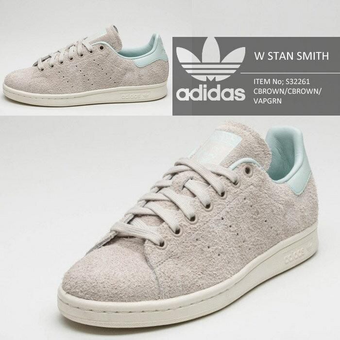 アディダス スタンスミス adidas W STAN SMITH S32261 CBROWN/CBROWN/VAPGRN レディース スニーカー 靴 限定モデル【S2】