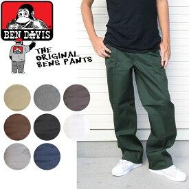 [人気カラー再入荷!]ベンデイビス 定番ワークパンツ BEN DAVIS The Original Ben's Pants RN30512 チノパン ベンズパンツ ds-Y