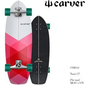 CARVER カーバー スケートボード FIREFLY C7 トラック コンプリート サーフィン オフトレ スケート スケボー ds-Y