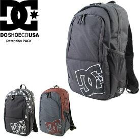 [旧モデル★大特価]ディーシー バックパック バッグ DC ShoeDC Shoe DC Detention BAG デイパック リュック鞄 sale セール ds-Ya