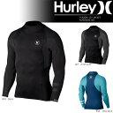 HURLEY FUSION 101 JACKET MJW0000160 ウェットスーツ 水着 ハーレー フュージョン スーツ タッパー