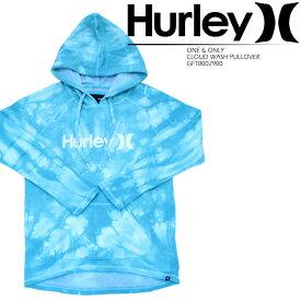 ハーレー パーカー プルオーバー HURLEY GFT0002900 ONE & ONLY CLOUD WASH PULLOVER レディース 女性用 フーディー アフターサーフ