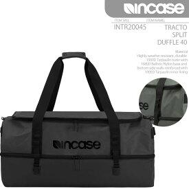INCASE TRACTO SPLIT DUFFLE 40 インケース INTR20045-ANT 防水 ダッフルバッグ 40L APPLE アップル ダッフルバック 公認ブランド