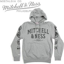 MITCHELL & NESS Mitchell & Ness Pullover Hoody ミッチェル&ネス ブランドネーム パーカー プルオーバー