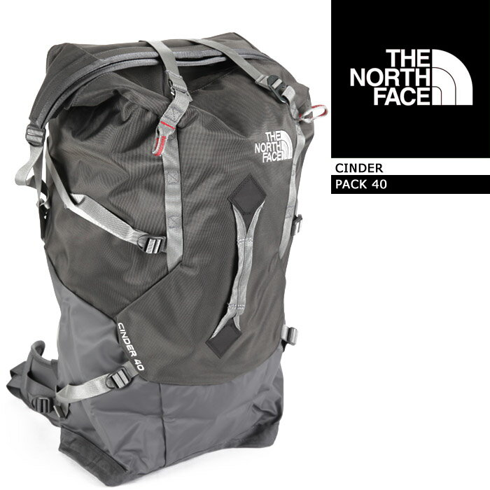 THE NORTH FACE CINDER PACK 40 ノースフェイス ザック バックパック リュックサック バッグ