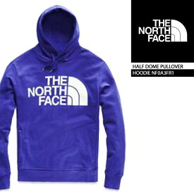 ノースフェイス フーディー パーカー THE NORTH FACE MEGA HALF DOME PULLOVER HOODIE NF0A3WTG Aztec Blue (5NX) ハーフドーム プルオーバー トップス 大きいサイズ メンズ 男性 ▲[ブルー][パープル]ds-Y