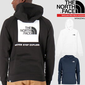 ノースフェイス フーディー パーカー THE NORTH FACE RAGLAN RED BOX HOODIE NF0A2ZWU プルオーバー スウェット フードロゴ パーカー ボックスロゴ ラグラン▲[ブラック][ホワイト][ブルー] ds-Y