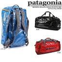 [セール価格]パタゴニア BLACK HOLE DUFFEL 90L 49345 Patagonia ブラックホールダッフル90