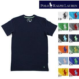 [ネコポス送料\200]ポロ ラルフローレン 無地T POLO RALPH LAUREN PL86 Crew(contrast neck tape) クルーネックTシャツ ラルフ tシャツ ds-Y