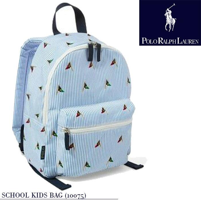 ラルフローレン SCHOOL KIDS BAG RA10075A バックパック キッズ ポロ POLO RALPH LAUREN 子供用 ラルフ 鞄 バッグ