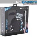 SP Gadget GoPro ACTION BUNDLE Black S for GoPro ASPBSK01-AC SPガジェット 53091 ゴープロ ア...