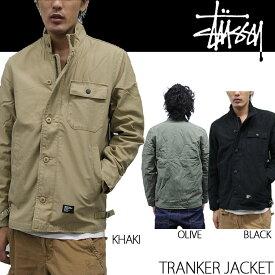 [在庫処分]ステューシー N-3Bジャケット STUSSY Tranker Jacket 150139 アウトレット sale セール ds-Y