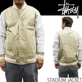 [在庫処分]ステューシー スタジアムジャケット STUSSY DELUXE STADIUM JACKET 415028 アウトレット sale セール ds-Y