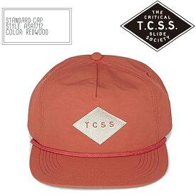 ティーシーエスエス 帽子 キャップ TCSS STANDARD CAP ASA1712 スナップバック サーフィン
