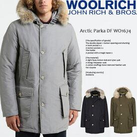 ウールリッチ woolrich Arctic Parka DF WO1674 アークティックパーカ ダウンコート JOHN RICH & BROS ダウンジャケット ds-Y