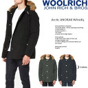 [送料無料]ウールリッチ ダウンコート woolrich Arctic ANORAK WA1083 アークティックアノラック JOHN RICH & BROS ダウンジャケット アークティックパーカー ds-Y