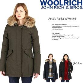 ウールリッチ レディース ダウンコート WOMENS woolrich Arctic Parka WW1446 アークティックパーカ JOHN RICH & BROS ダウンジャケット ウーマンズ 女性 送料無料 ds-Y
