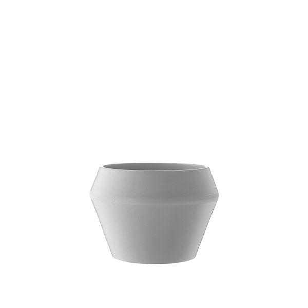 by Lassen RIMM 植木鉢カバー クールグレー S 北欧 デンマーク