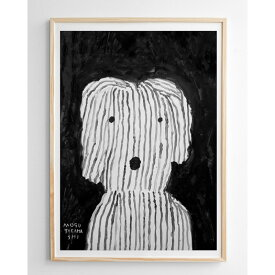 Fine Little Day JAXX ポスター 50x70cm モノクロ ファインリトルデイ by Mogu Takahashi 犬 おしゃれ インテリア インテリア雑貨 アート アートポスター 50 70 絵画 絵 壁掛け 北欧 スウェーデン