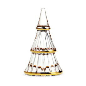 【在庫あります】HOLMEGAARD クリスマス ツリー L ガラス H13.5cm デコレーション ゴールド 金 ホルムガード 北欧 デンマーク おしゃれ インテリア インテリア雑貨